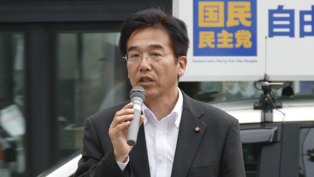 森本秀歳松江市議会議員