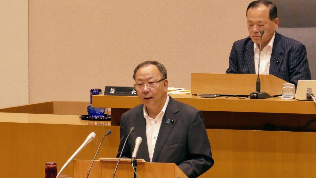 平谷あきら島根県議会議員